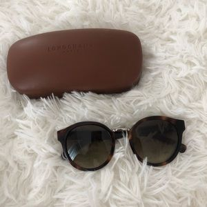 Long champ sunglasses